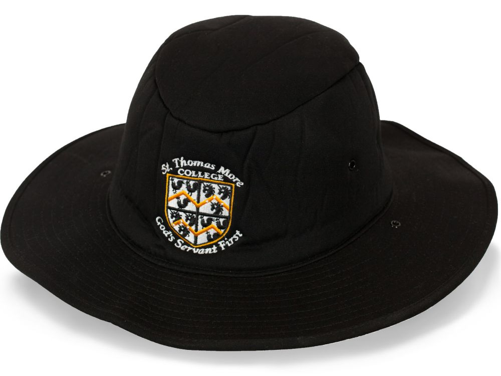 Строгая шляпа для стильных мужчин