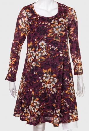Струящееся силуэтное платье от Palme