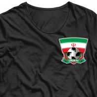 """Сублимация на футболку """"Сборная Ирана"""""""