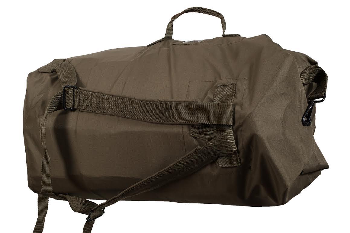 Высокопрочная сумка-баул Армии России - лучший вещмешок