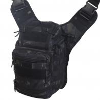 Эксклюзивная сумка через плечо в камуфляже Multicam Black