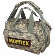 Современная военная сумка-ранец МОРПЕХа