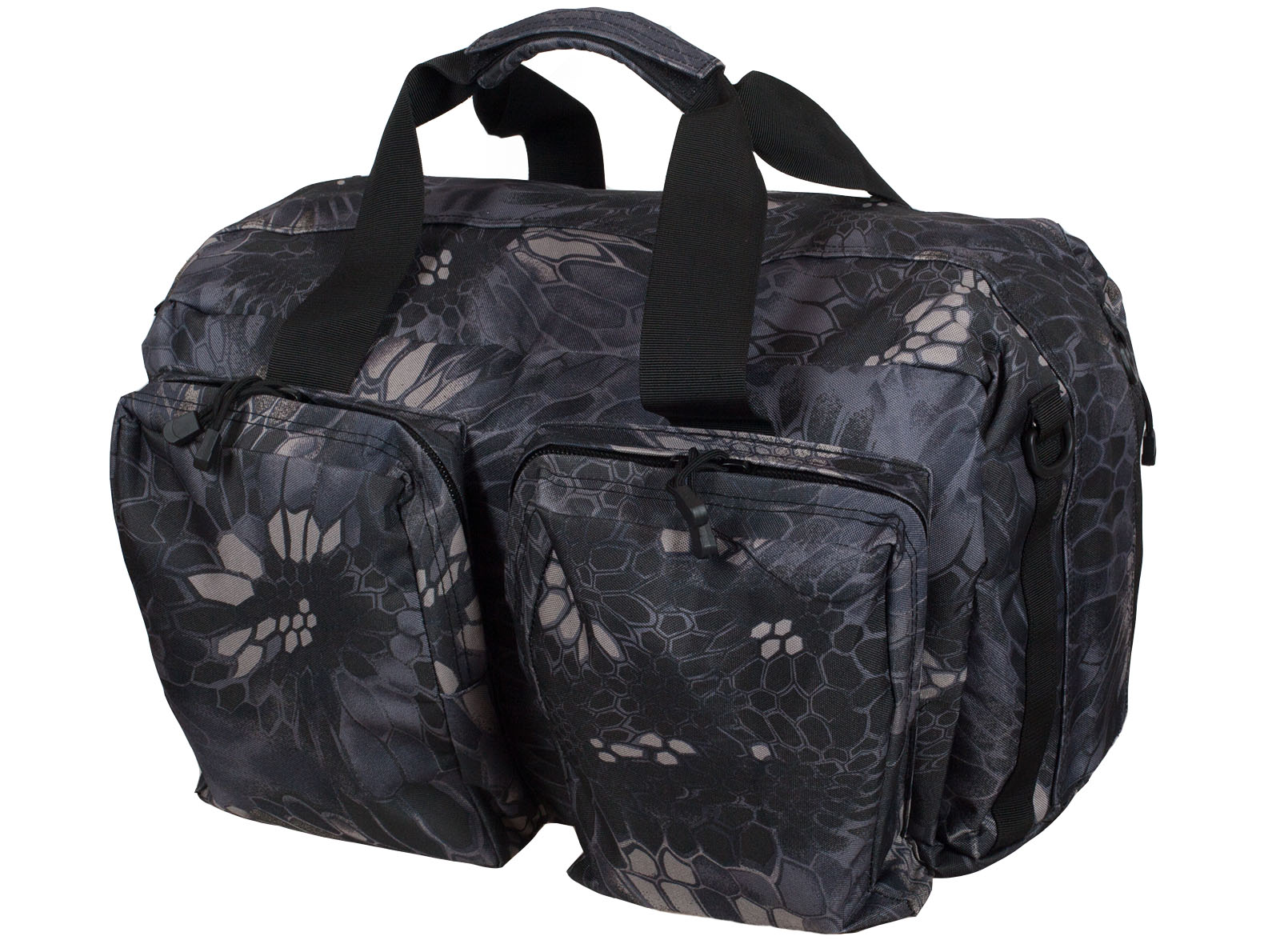 Тактическая сумка с характером рюкзака и нашивкой Спецназ ГРУ