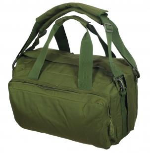 Сумка рюкзак походный цвета хаки