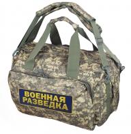 Универсальная сумка трансформер Военной разведки