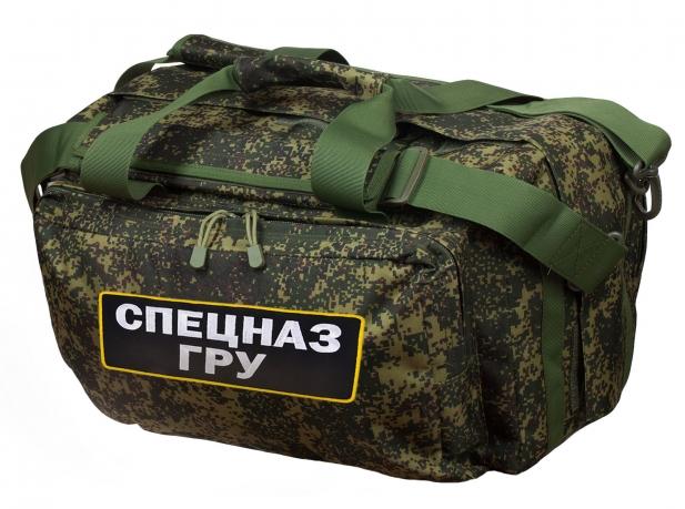 Армейский трансформер – крепкая сумка-рюкзак Спецназ ГРУ.