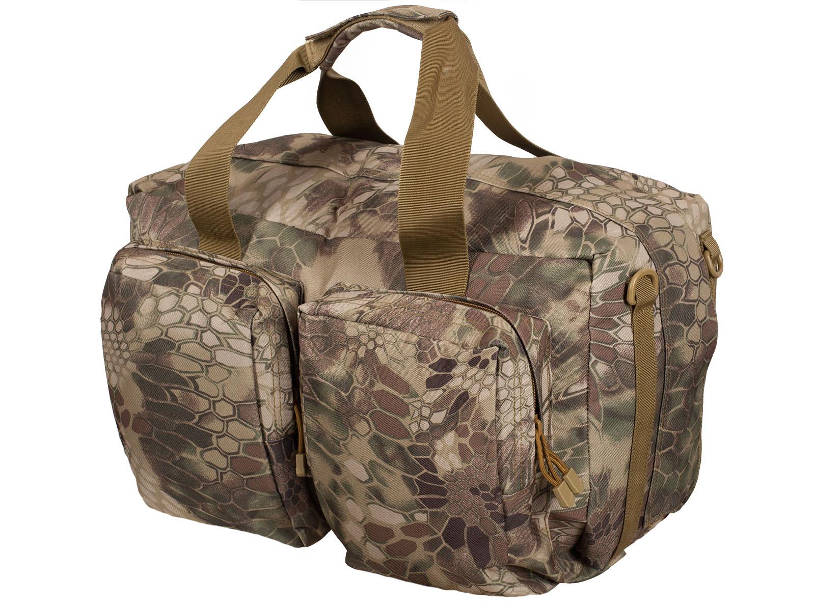 Купить в Москве сумку большого размера камуфляжного цвета