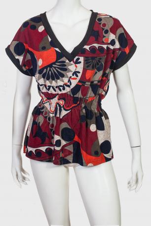Супер мини-платье туника MILA ZB
