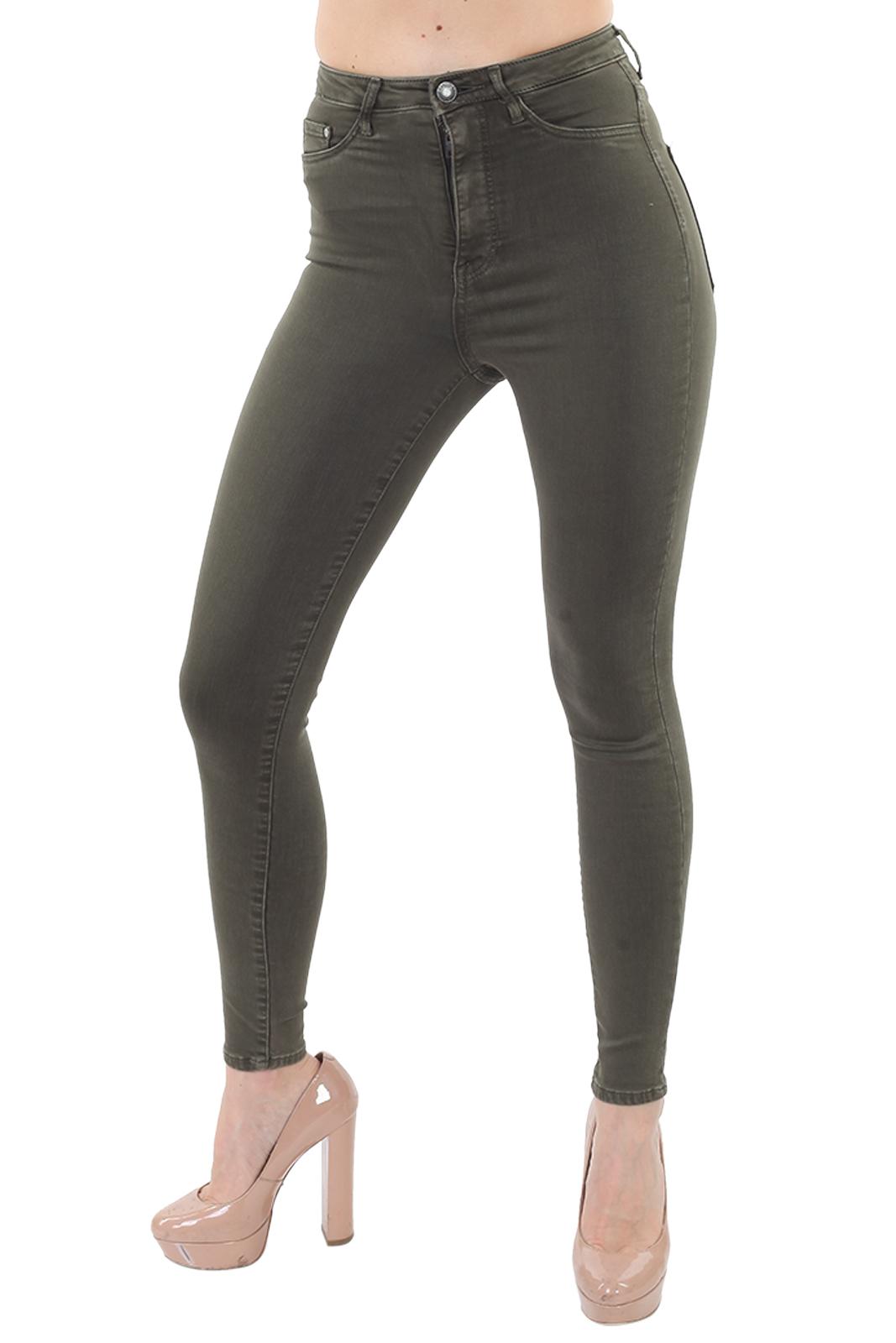 Женские джинсы супер скинни от &Denim