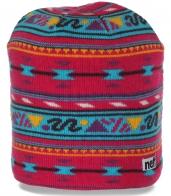 Супермодная флисовая шапка Neff для современных девушек. Теплый головной убор, в котором ты будешь в центре внимания!