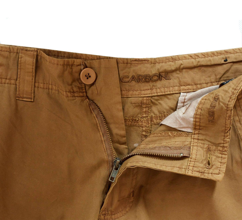 Супермодные шорты для мужчин Carbon - ярлык