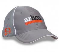 СУПЕРПРЕДЛОЖЕНИЕ! Эффектная серая бейсболка с надписью Arhca. Эргономичный дизайн, безупречный вид. Заказывай и будь собой!
