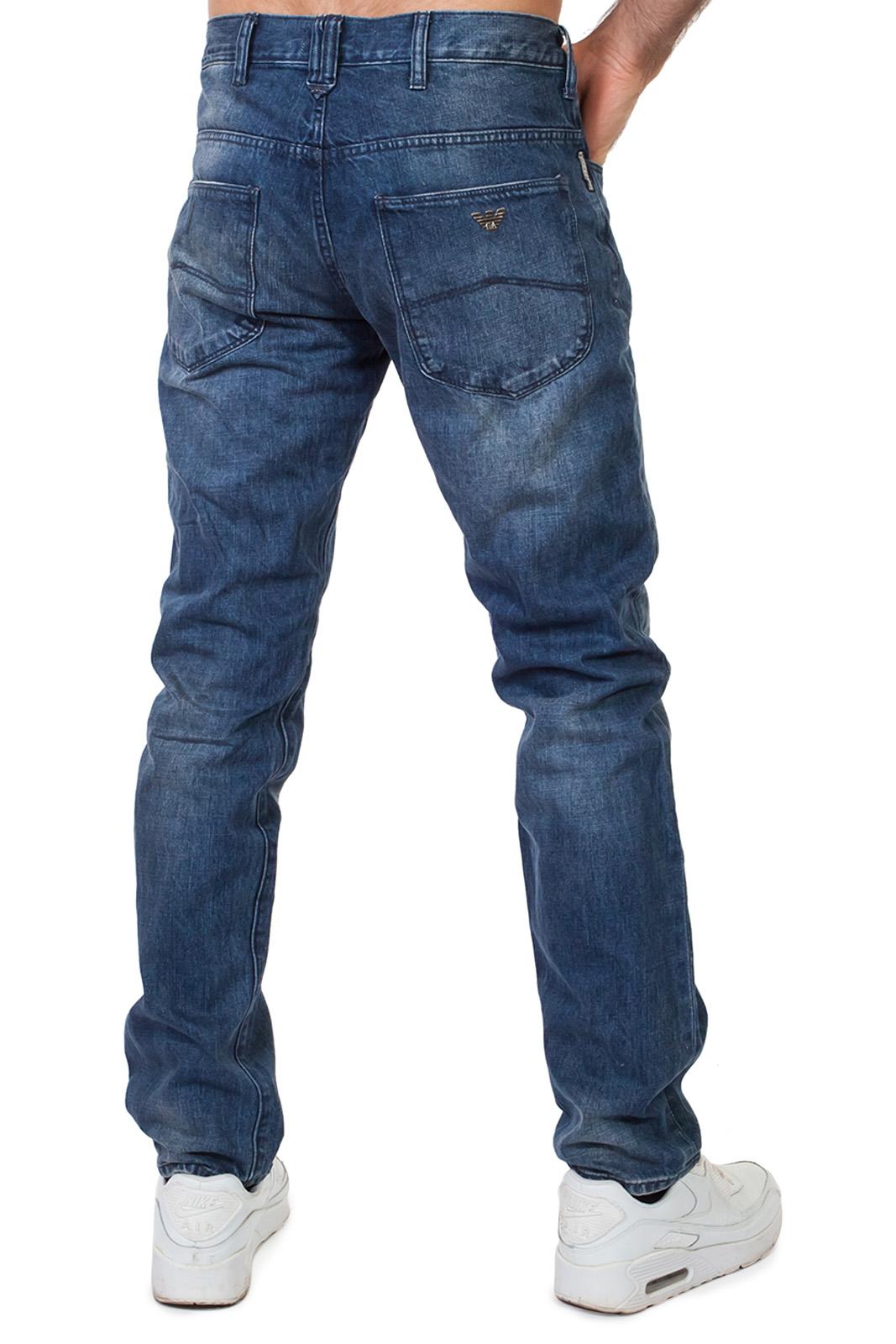 Купить недорого оригинальные джинсы Армани
