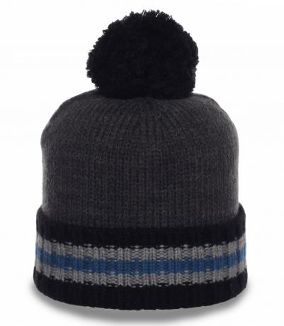 Суперстильная молодежная высококачественная мужская шапка вне конкуренции этой зимой