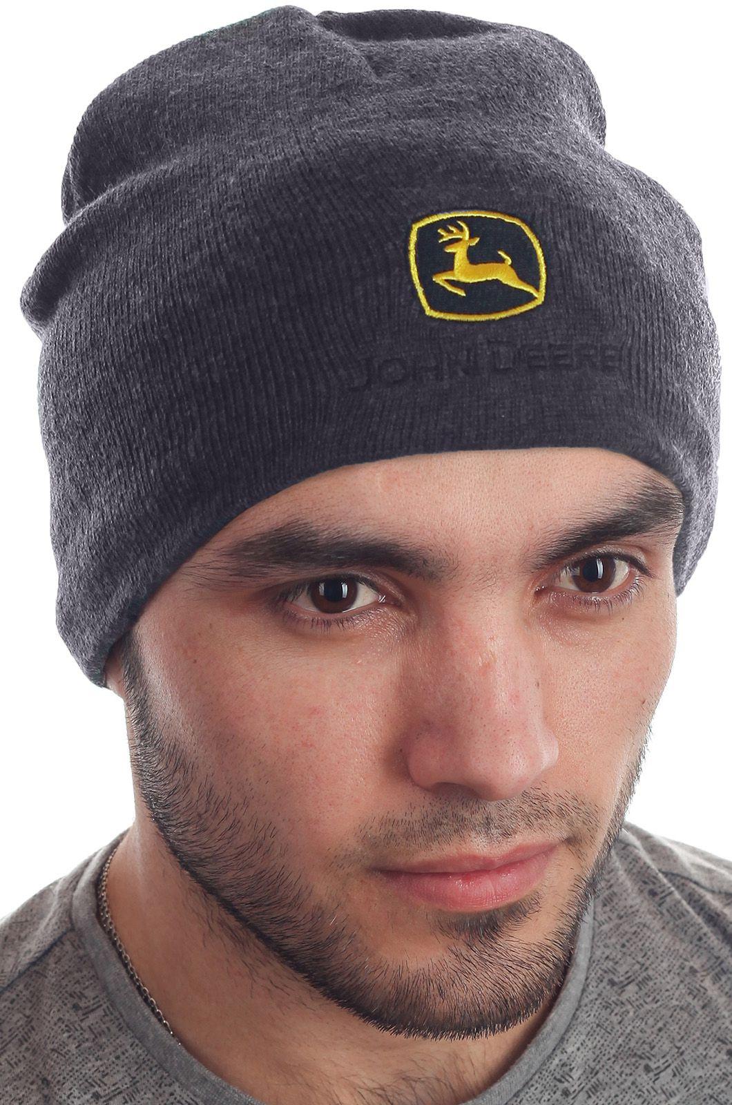 Суперстильная шапка фанатам зимнего спорта утепленная флисом