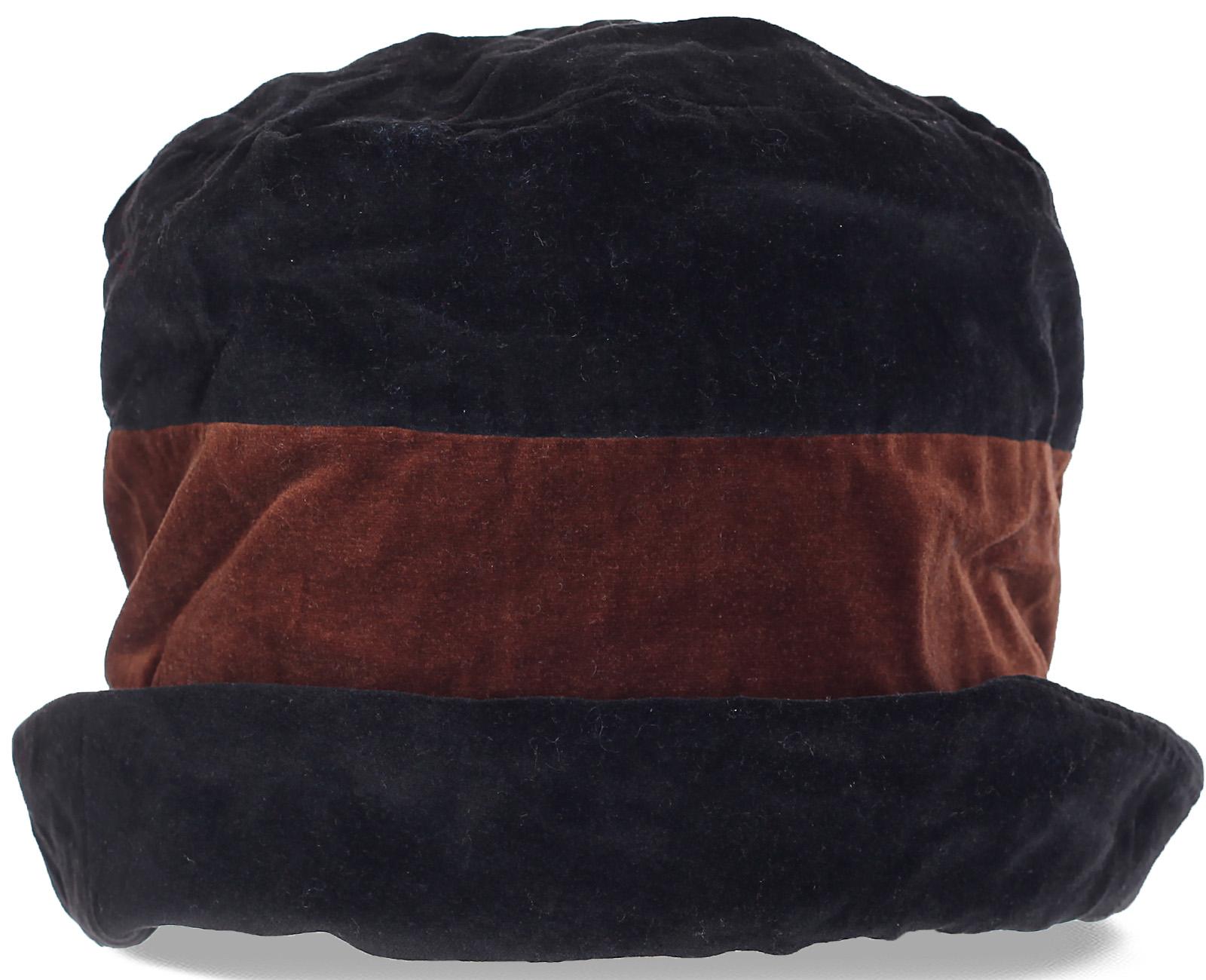 Суперстильная женская велюровая шляпка. Оригинальный дизайн и отменное качество по привлекательной цене. Количество ограничено!