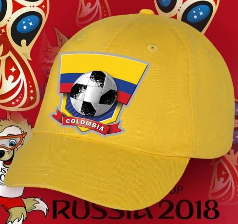 Сувенирная бейсболка от COLOMBIA