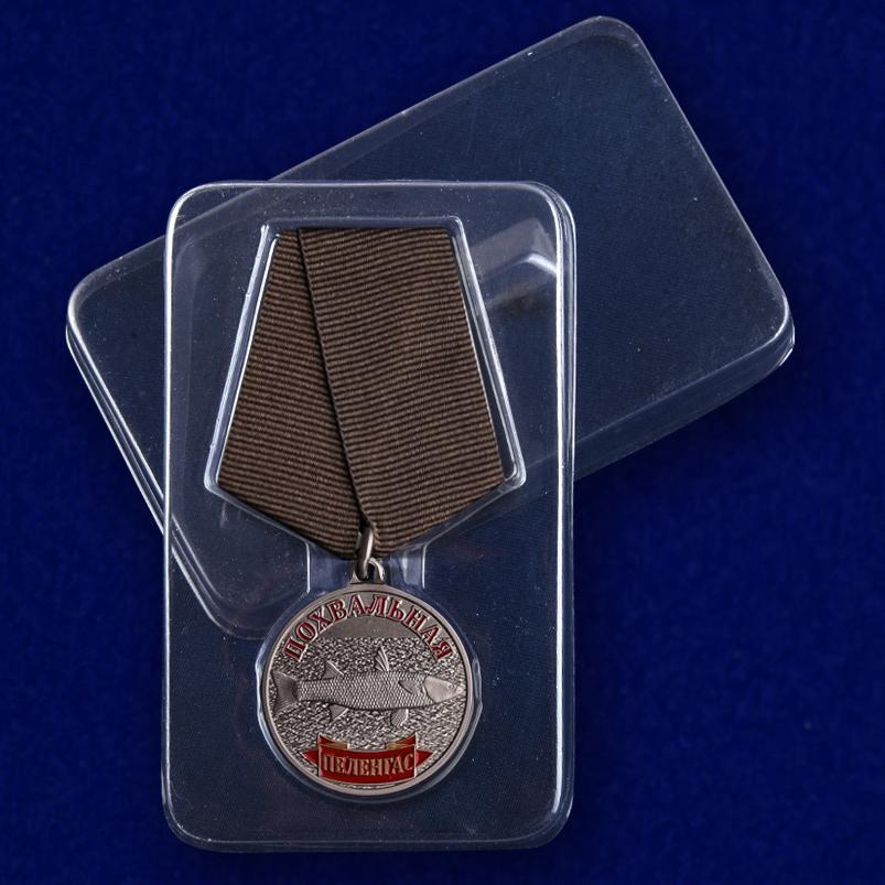 """Сувенирная медаль """"Пеленгас"""" с доставкой"""