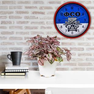 Сувенирные настенные часы ФСО с удобной доставкой