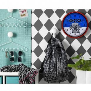 Сувенирные настенные часы ФСО в тематическом дизайне