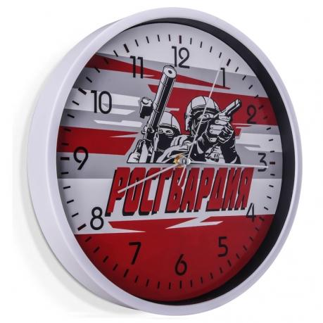 Сувенирные настенные часы Росгвардия