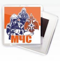 Сувенирный магнит МЧС