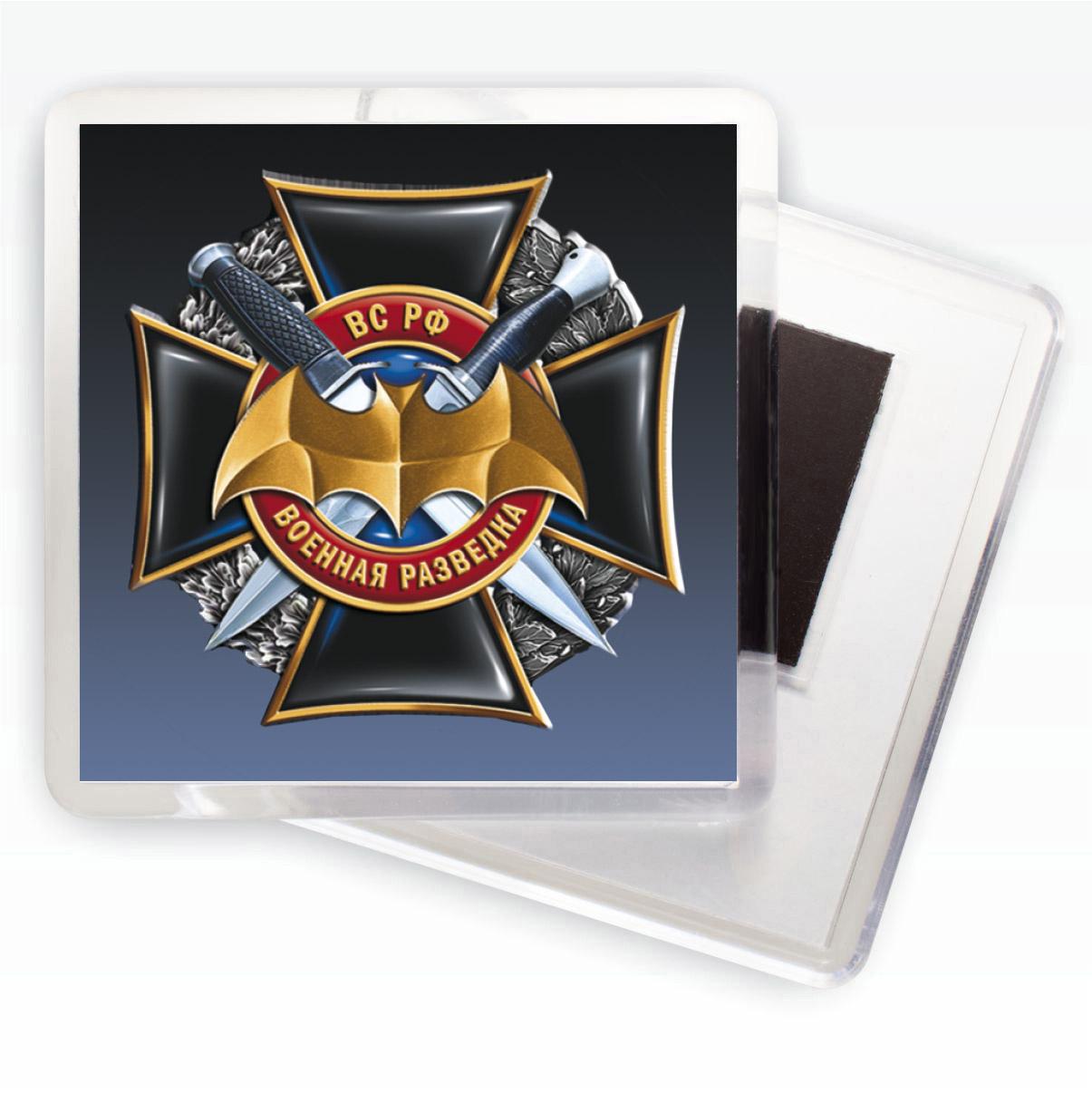 """Сувенирный магнит """"Военная разведка"""""""