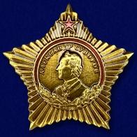 """Сувенирный шильд """"Орден Суворова"""""""
