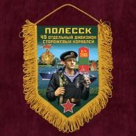 Сувенирный вымпел 49 ОДнПСКр Полесск