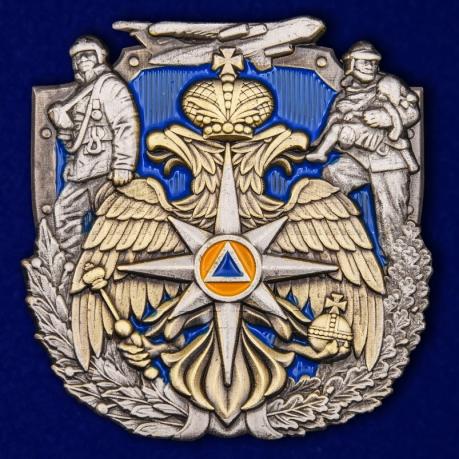 Сувенирный жетон спасателя МЧС