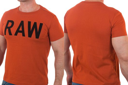 Сверхпопулярная голландская футболка G-Star Raw® Afron