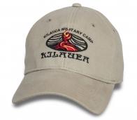 Светлая бежевая бейсболка Kilauea