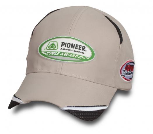 Светлая крутая бейсболка Pioneer