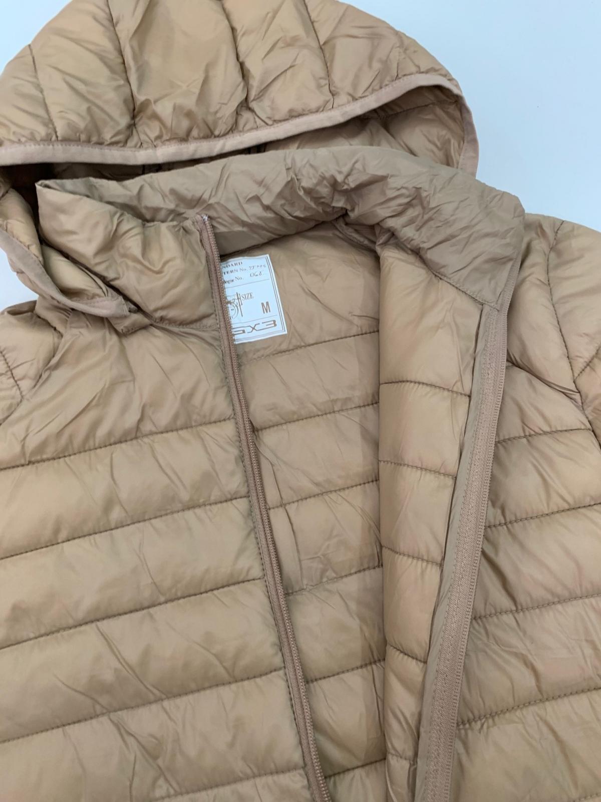 Светлая женская куртка от бренда GX3