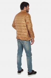 Светло-коричневая мужская куртка Layinsck с удобной доставкой