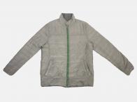 Светло-серая мужская куртка