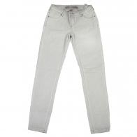 Светло-серые женские брюки Pieces.