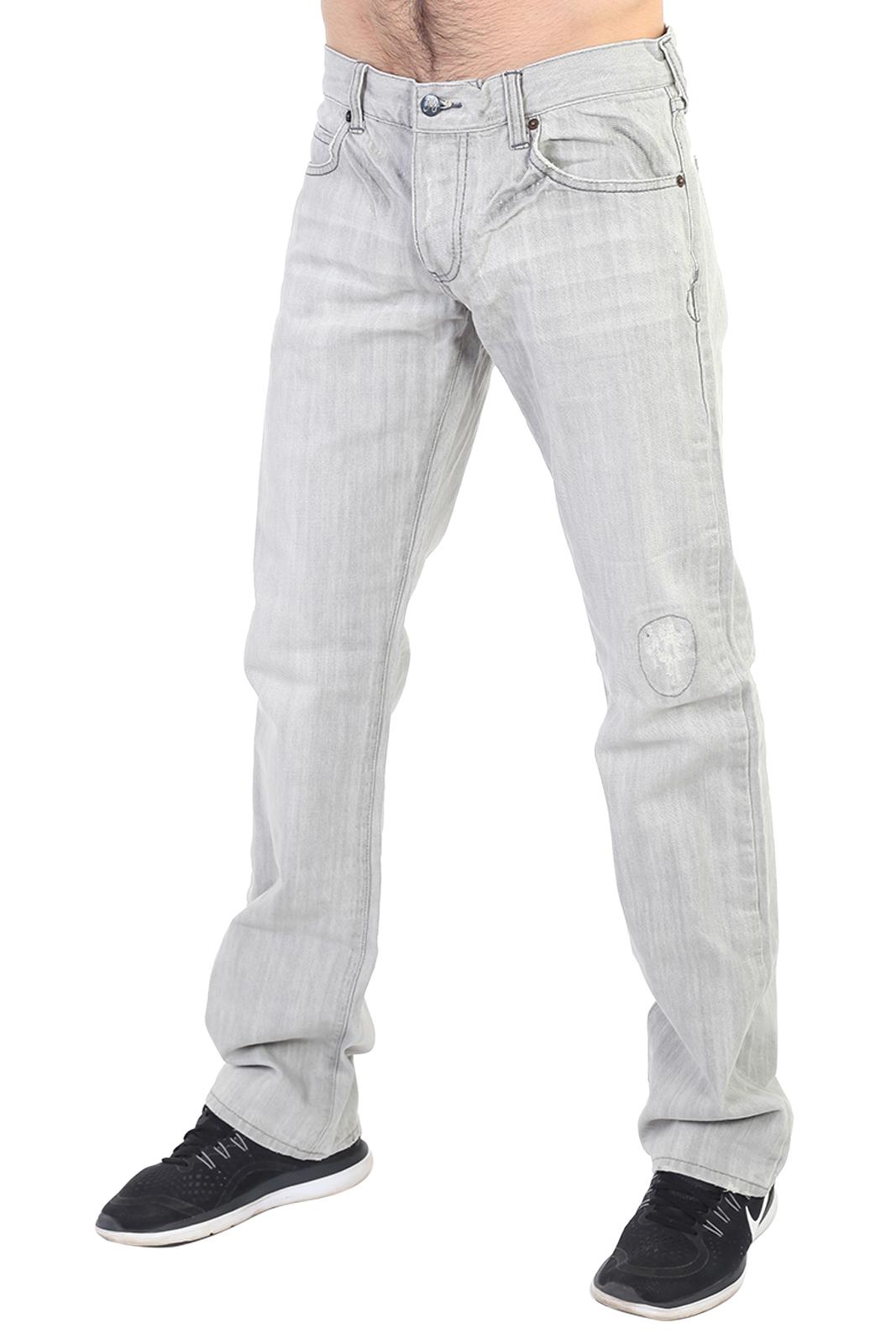 Купить стильные мужские джинсы на пуговицах