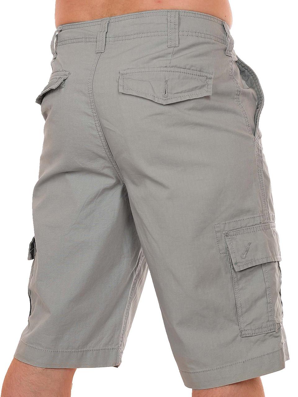Стильные светло-серые шорты мужские от Urban по лучшей цене