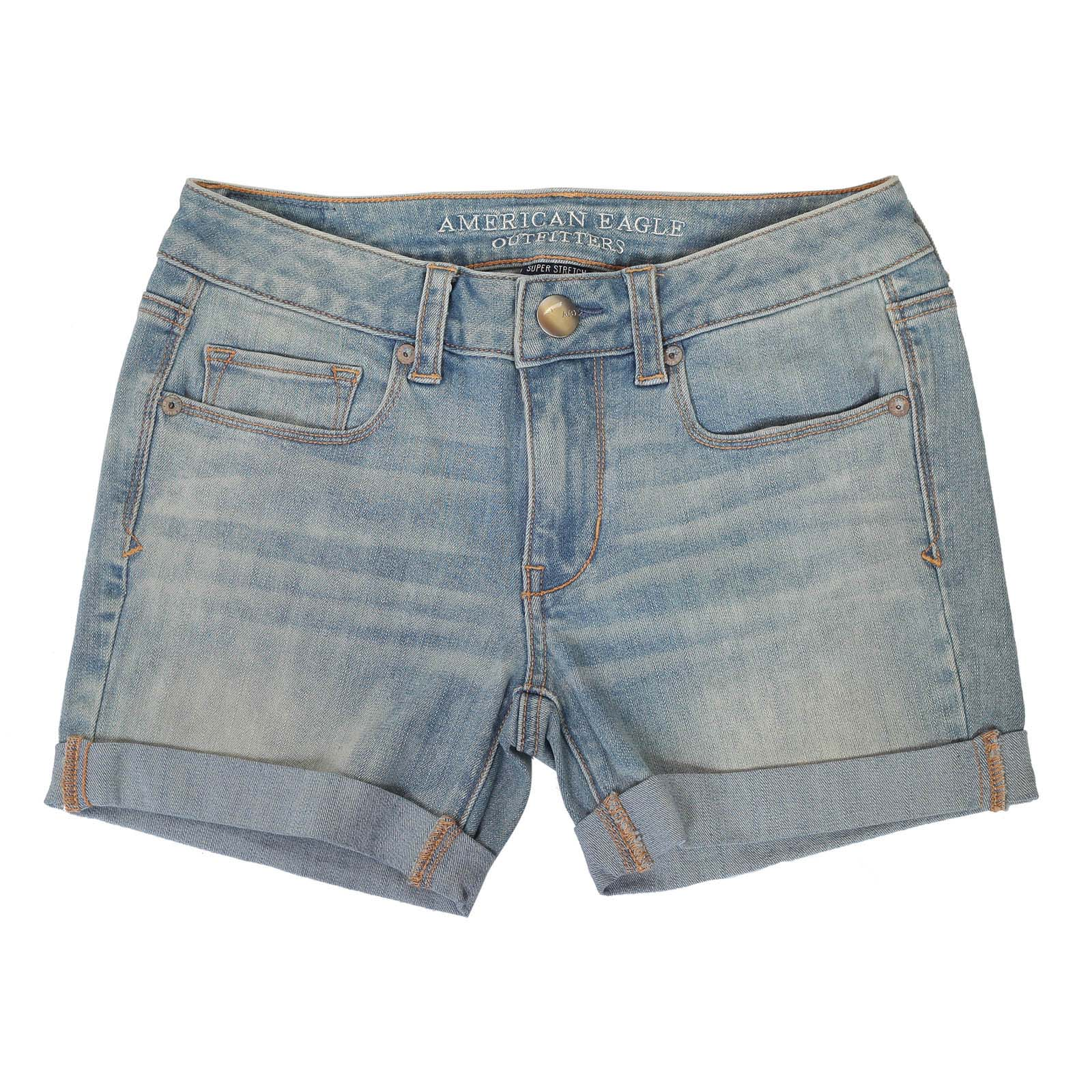 Купить светлые джинсовые шортики для модниц