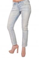 Светлые женские джинсы от немецкого бренда Bruno Banani.