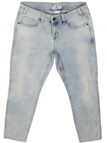 Светлые джинсы Rick Cardona. Стильная повседневная модель