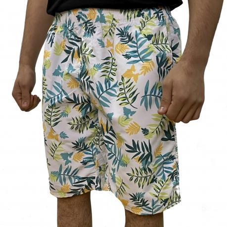 Светлые мужские шорты Septwolves