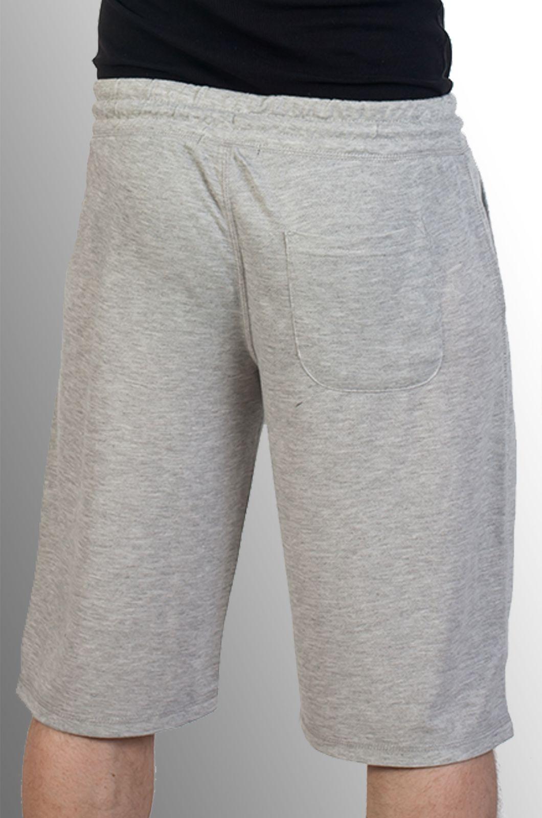 Трикотажные светлые шорты из новой коллекции
