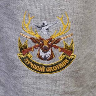 Светлые мужские шорты для охотников