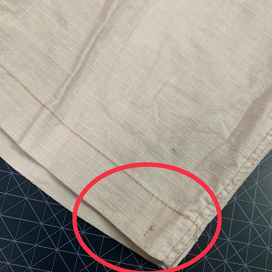 Светлые шорты с карманами от  WEAR FIRST