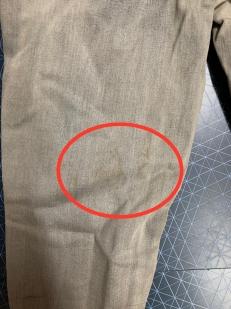 Светлые женские джинсы от бренда EMILY