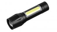 Светодиодный фонарь с зарядкой Xanes 1517B XPE + COB