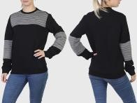 Объемный женский свитер CoolCat®