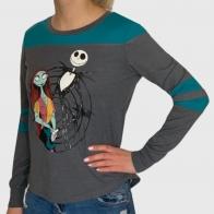 Серый женский свитшот Disney